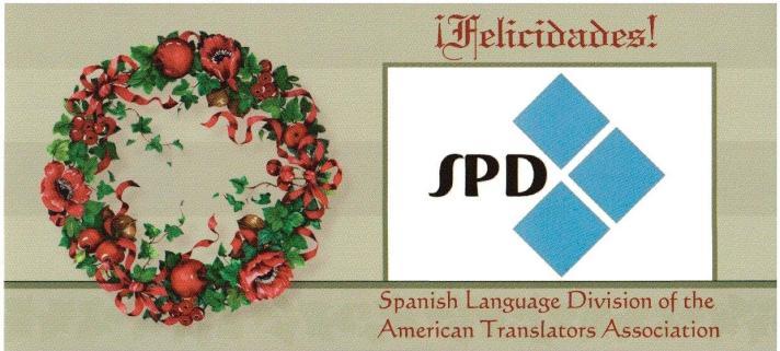 SPD Holiday 2013