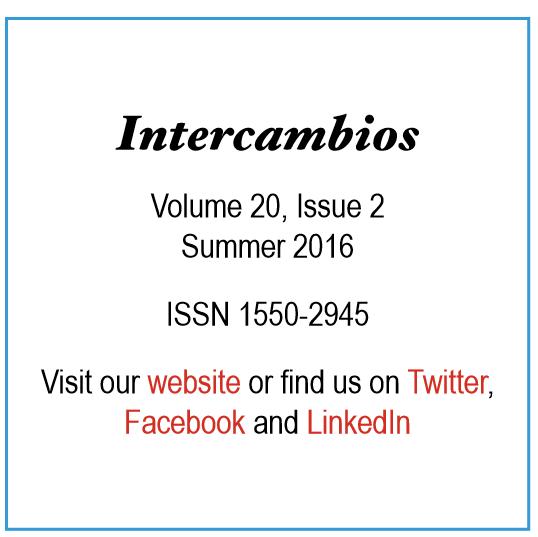 Intercambios Summer 2016